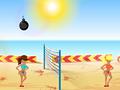 Бум-бум волейбол
