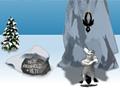 Yeti Sports 1 Pingu Throw