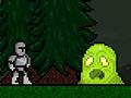 Пиксельный супер-рыцарь
