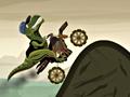 Динозавр гонщик