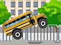 Школьный автобус монстр