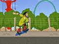 Скуби Ду на скейте
