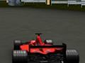 3D F1 гонка