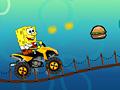 Спанч Боб на квадроцикле