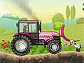 Приключение тракторов