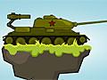 Российский танк против армии Гитлера