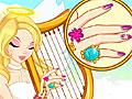 Маникюр для ангелов
