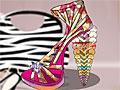 Стиль высоких каблуков