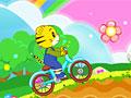 Управляйте моим велосипедом