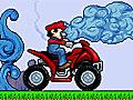 Навыки вождения квадроцикла Марио