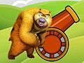 Сумасшедшее орудие медведя