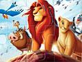 Король Лев: пазл