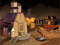 Побег из деревни Хэллоуина