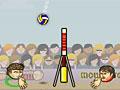 Спортивная голова: волейбол