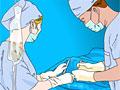 Проведите операцию на аппендицит