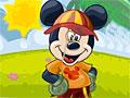 Микки - фантастическая мышь