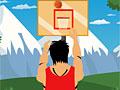 Красивый баскетболист