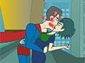 Поцелуй супергероя