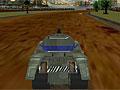 Гонки на армейских танках