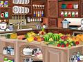 Кухня перед вечеринкой