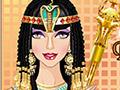 Макияж египетской принцессы