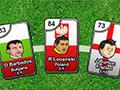 Спортивные руководители карт: футбольный состав