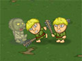 Рыцари против Зомби