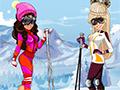 Зоя и Лили: снежные каникулы