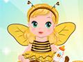 Костюм пчелы для малышки Бонни