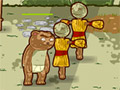 Битва медведя скандалиста