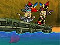 Накормите нас: пираты