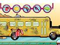 Вымойте школьный автобус