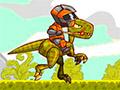 Сумасшедший динозавр