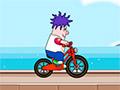 Прыгающий велосипед