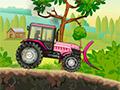 Трактор высокой мощности