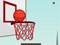 Супер высокий открытый баскетбол