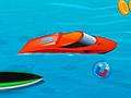 Гонки на моторных лодках
