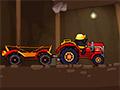 Тракторный раздатчик