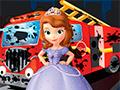 София моет пожарную машину