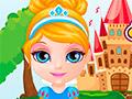 Костюм принцессы для Барби