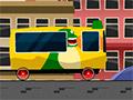 Водитель мини-поезда