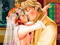 Свадебный поцелуй Анны