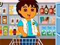 Диего делает покупки