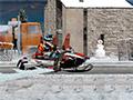 Гонки на снегоходах Альянса