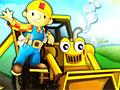 Гонка на тракторе Боба