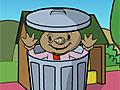 Боб строитель: разрушение мусорных баков