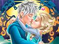 Поцелуи Эльзы и Джека