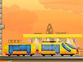 Безумное вождение поезда