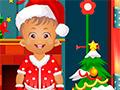 Маленькая Дейзи в канун Рождества