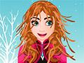 Грязные волосы Анны